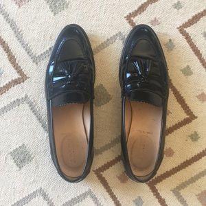Jcrew Biella tassel loafers